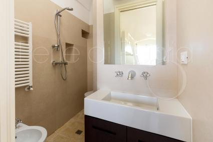 third bathroom with shower