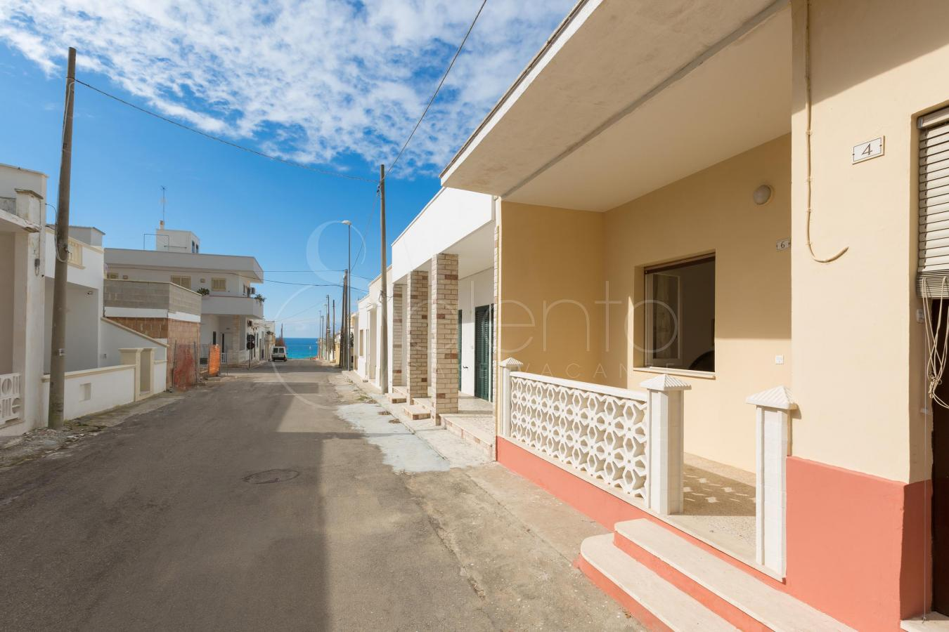 holiday homes - Mancaversa ( Gallipoli ) - Trilo Caselle