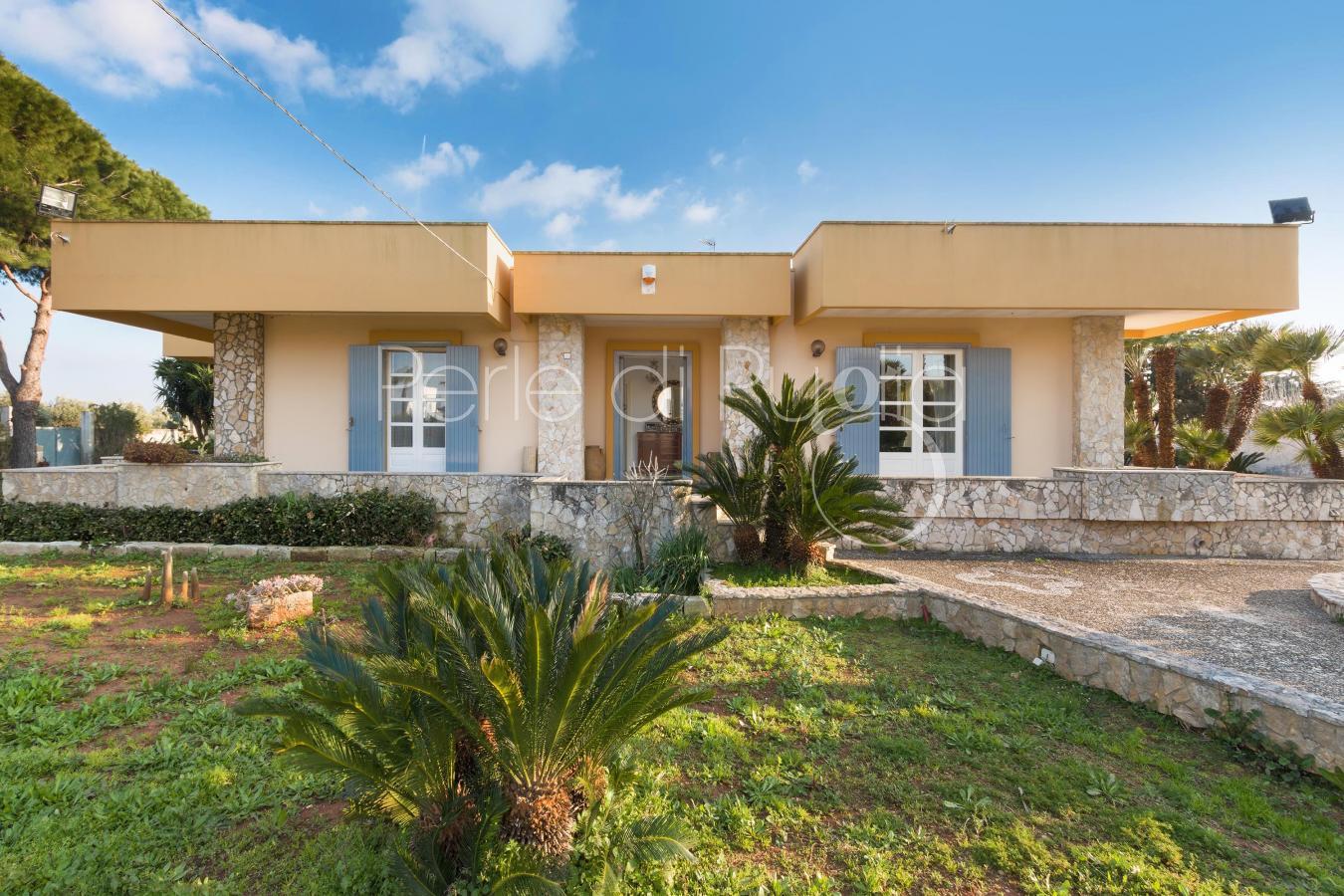 small villas - Taviano - Racale ( Gallipoli ) - Villa Rossella