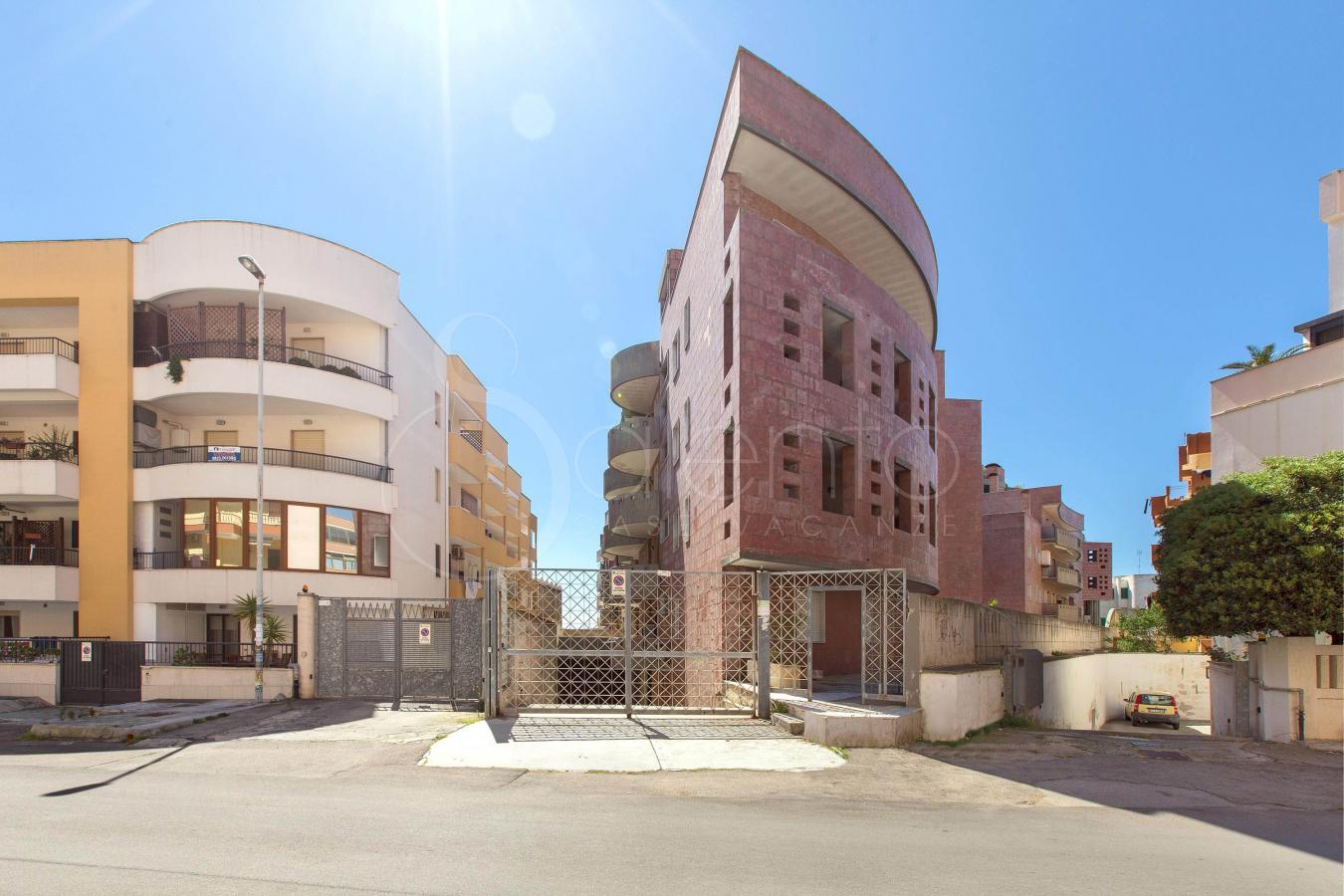 case vacanze - Lido San Giovanni ( Gallipoli ) - Appartamento Rossella