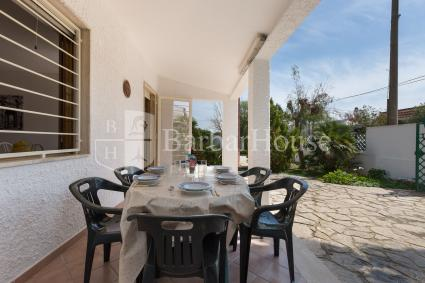 kleinen villen - Torre Lapillo ( Porto Cesareo ) - Villetta Bahia del Sol