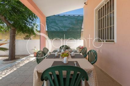 holiday homes - Mare Verde ( Gallipoli ) - Villetta Lucy