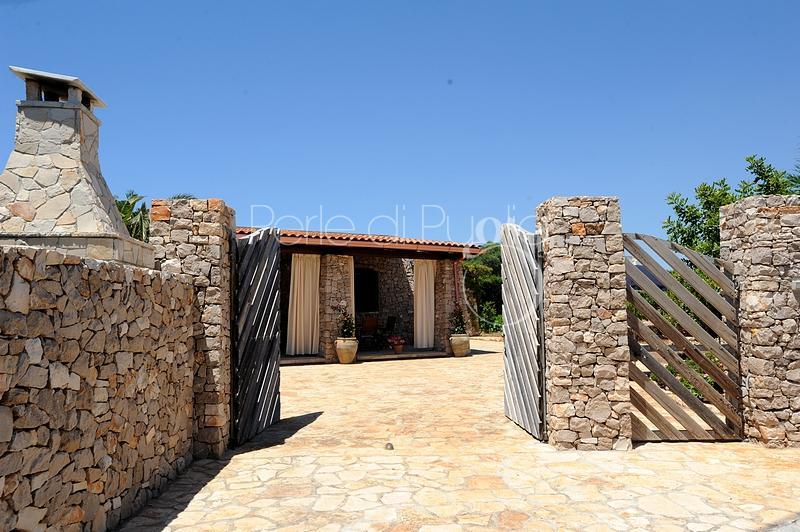 Lido Marini Italy  city images : ... Villa con trullo vicino alle spiagge di Lido Marini: Parco dei Venti