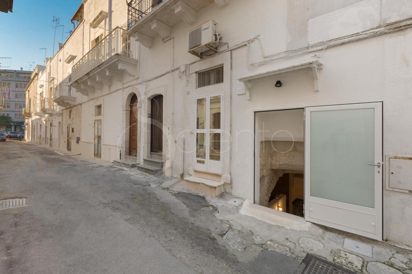 Casa con vasca idromassaggio e cromoterapia nel centro - Casa baldassarre ostuni ...