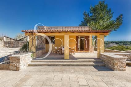 Holiday home for rent in a masseria near Leuca