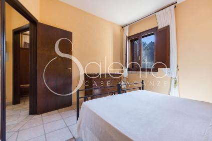 Trulli und Pajare - San Gregorio ( Leuca ) - Masseria Colosso - Liama