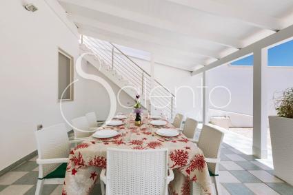 small villas - Porto Cesareo ( Porto Cesareo ) - Villa Belvedere
