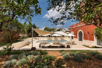 Bed and Breakfast - Casarano ( Gallipoli ) - B&B Palazzo Fasti: DELIA n. 102 - Double Bedroom 3 -