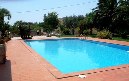 holiday homes - Galatone ( Gallipoli ) - Residenza Latina - monolocale Blu