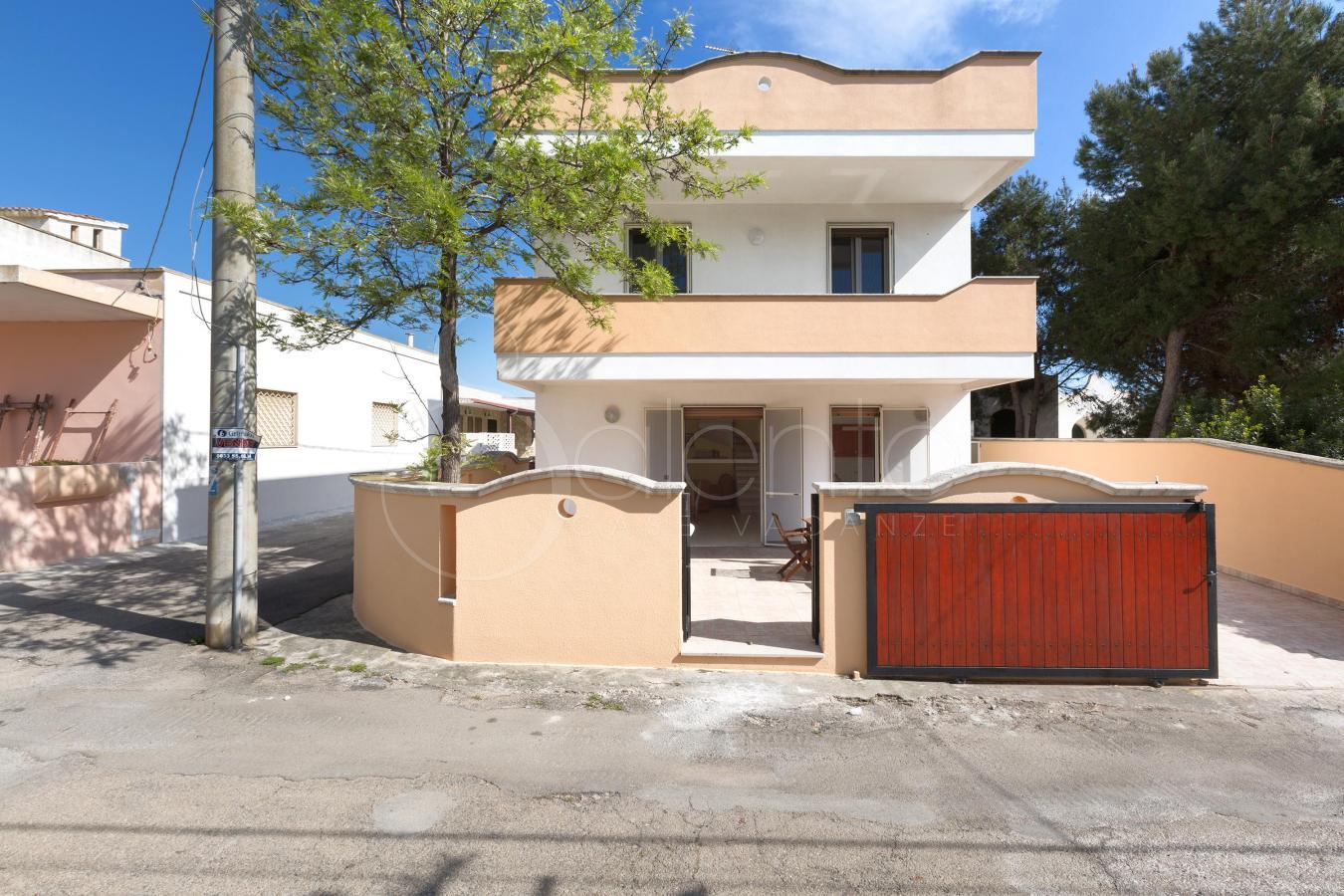 small villas - Torre San Giovanni ( Gallipoli ) - Villetta Fasy
