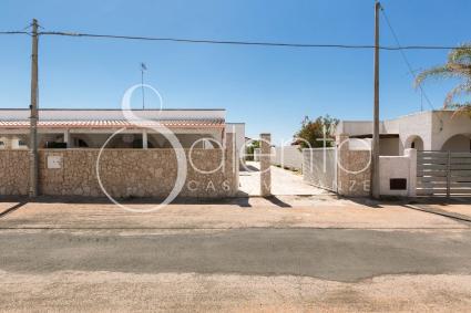small villas - Porto Cesareo ( Porto Cesareo ) - Villetta Milù A