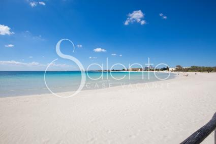 Porto Cesareo, beautiful caraibic beaches and dream-like sea