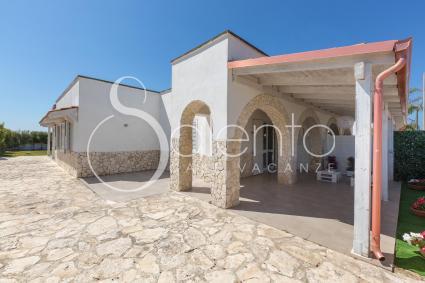 small villas - Porto Cesareo ( Porto Cesareo ) - Villetta Milù B