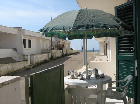 holiday homes - Torre Mozza ( Gallipoli ) - La Torretta piano terra