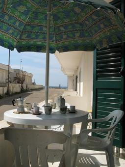 case vacanze - Torre Mozza ( Gallipoli ) - La Torretta piano terra
