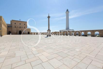 the lighthouse and the shrine Finibus Terrae