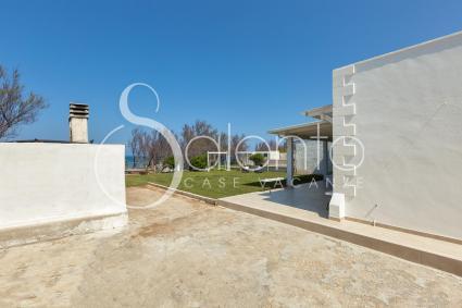 small villas - Torre Guaceto ( Brindisi ) - Villa Hoara