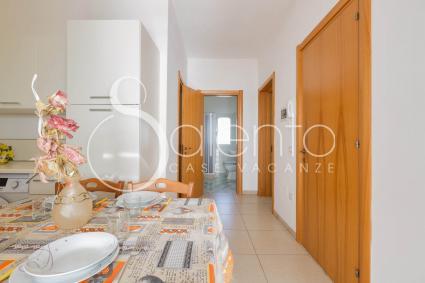 Ferienhaus - Porto Cesareo ( Porto Cesareo ) - Residence Tabu` - Trilo 1