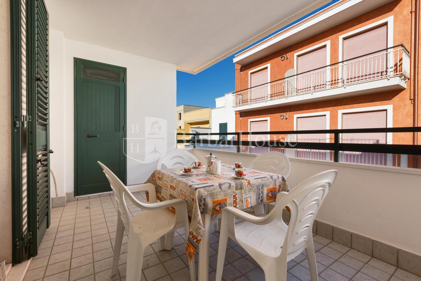 Ferienhaus - Porto Cesareo - Appartamento Acquamarina