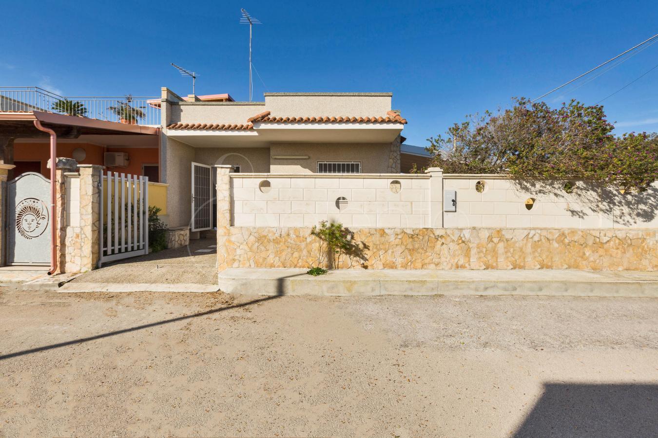 small villas - Riva degli Angeli - Punta Prosciutto ( Porto Cesareo ) - Villa Il Ponticello