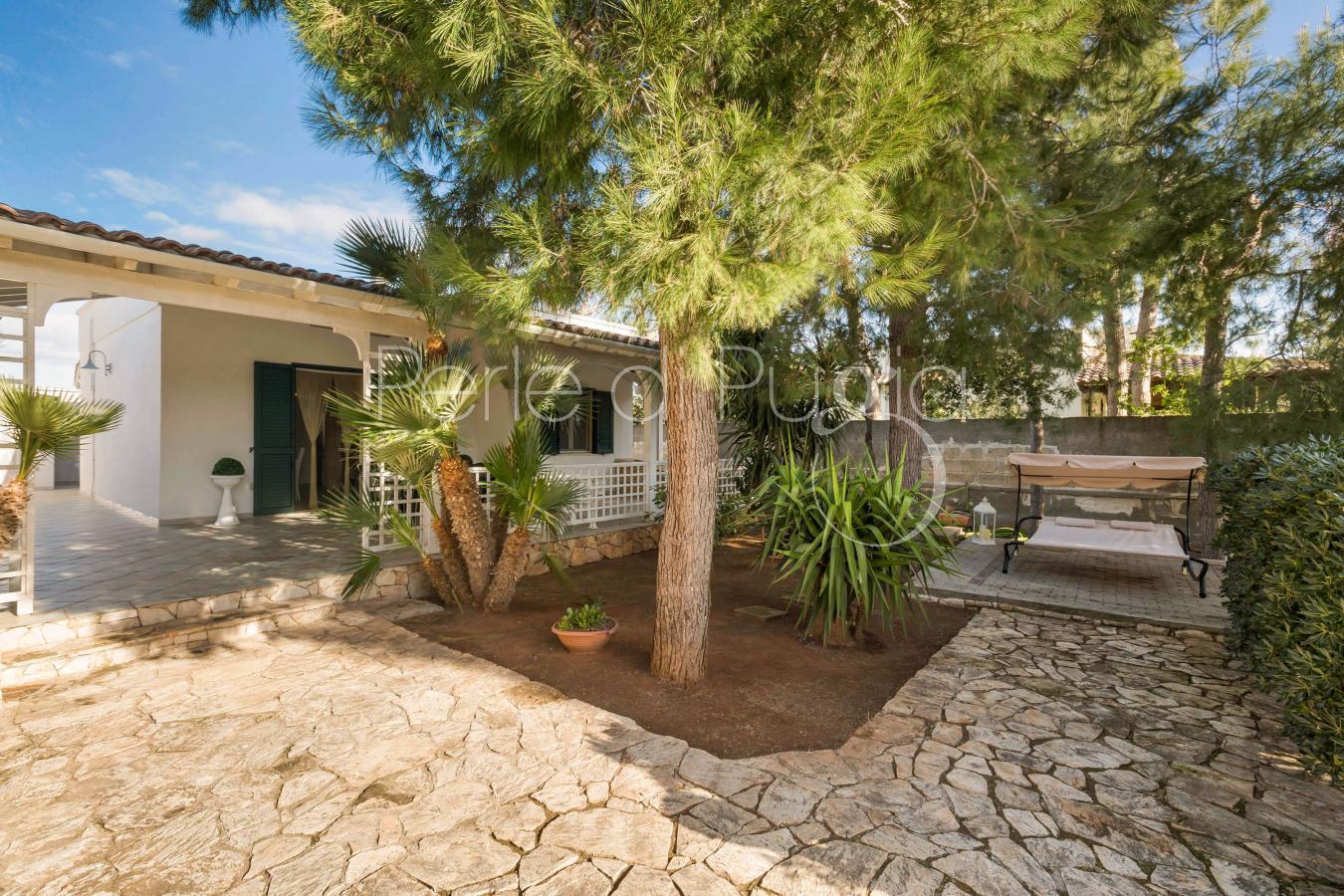 small villas - Sant`Isidoro ( Porto Cesareo ) - Villa La Capannella