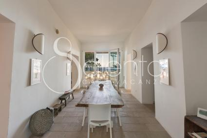 kleinen villen - Castro ( Otranto ) - Appartamento Li Funni - Primo Piano in Villa