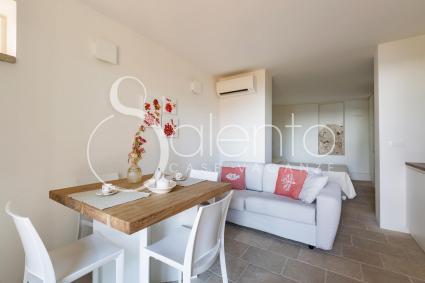 ville e villette - Castro ( Otranto ) - Appartamento Li Funni - Piano Terra in Villa