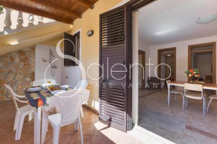 maisons de vacances - Santa Maria di Leuca ( Leuca ) - Girasole Trilo 2