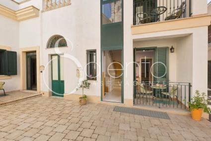 case vacanze - Corsano - Tiggiano ( Leuca ) - RTS - Bilocale Ametista