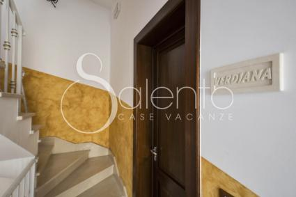 holiday homes - Corsano - Tiggiano ( Leuca ) - RTS - Bilocale Verdiana