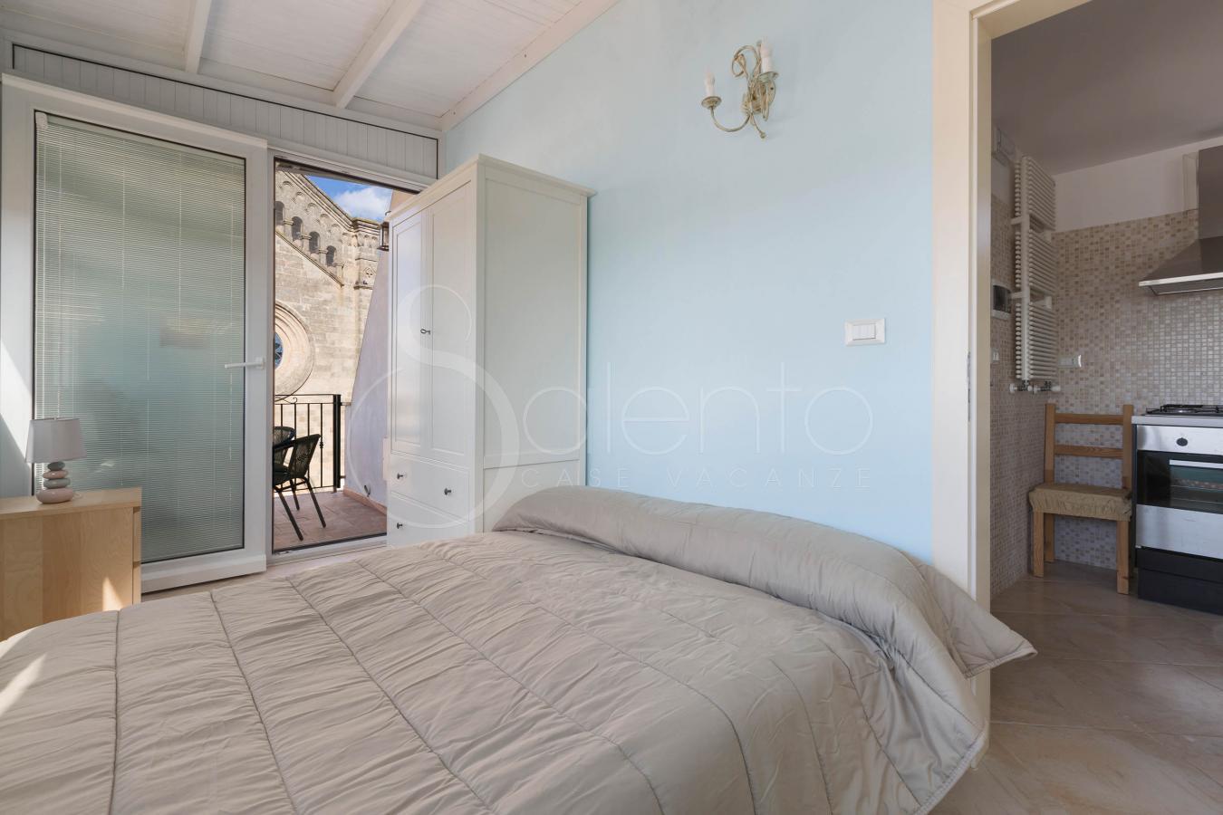 Casa per vacanze nel salento a corsano trilocale astrea for Camera dei sogni