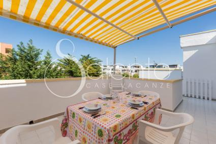 holiday homes - Lido Marini ( Leuca ) - Appartamento Calò Primo Piano