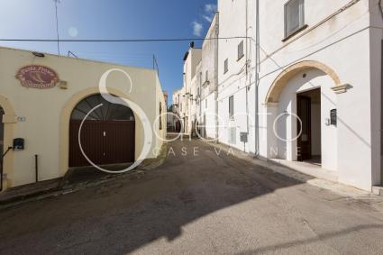 The holiday home is in Specchia, one of the most beautiful towns in Salento and Italy