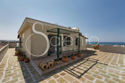 holiday homes - Baia Verde ( Gallipoli ) - Attico La Baia