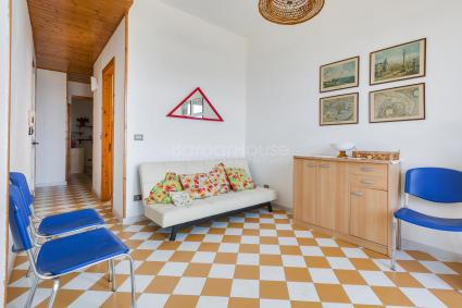 Famous seaside tourist location in Salento
