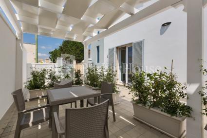 Ferienhaus - Torre Lapillo ( Porto Cesareo ) - PMR  - Appartamento Dei Delfini