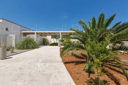luxury villas - Urmo Belsito ( Porto Cesareo ) - Villa De Mari