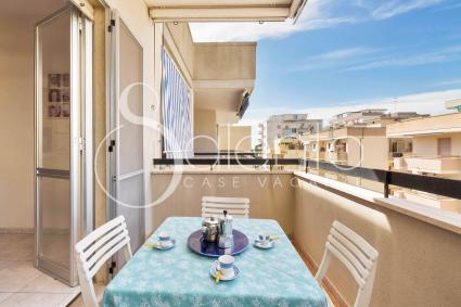 Breakfast and dinner outside, during your vacation in Salento