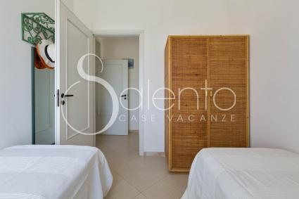 small villas - Torre Lapillo ( Porto Cesareo ) - Villa Wind Sea