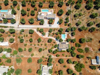 villas & country houses - Carovigno ( Brindisi ) - Casa Ambra