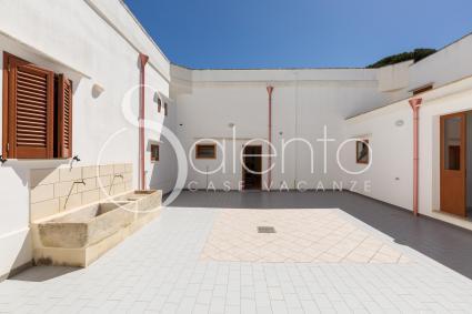 holiday homes - Santa Caterina ( Gallipoli ) - Le Cicale - Violetta