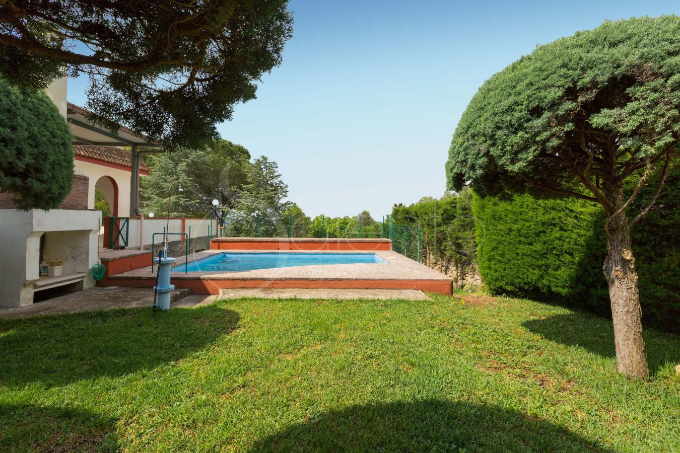 Villa con piscina in affitto a taurisano villa maru - Casa vacanza con piscina ad uso esclusivo ...