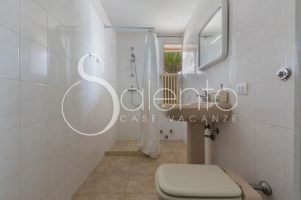 In casa sono presenti 3 bagni doccia