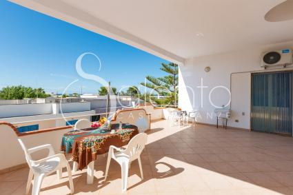 Holiday home for rent by the sea in Salento
