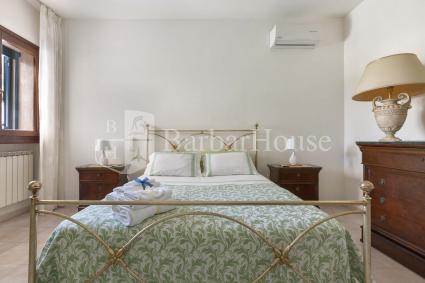 La camera singola ha anche un divano letto per 2 persone