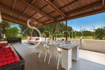 petites villas - Monteroni ( Lecce ) - Daven Garden