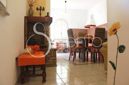 ville e villette - Santa Maria di Leuca ( Leuca ) - Villa Messapia
