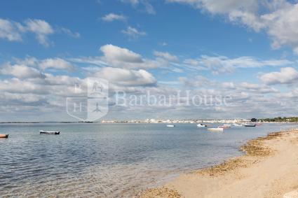 La zona è tranquilla e residenziale, la spiaggia è raggiungibile a piedi