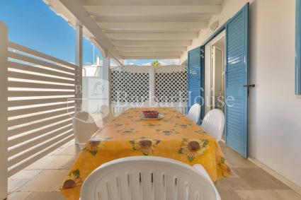 Appartamento in affitto per vacanze sul mare di Sant`Isidoro, nella zona di Porto Cesareo