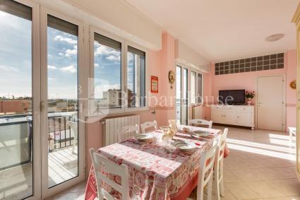 La casa vacanze in affitto a Porto Cesareo è molto curata e accogliente